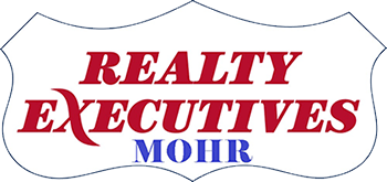 realty esecutives logo with Mohr name