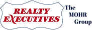Mohr Homes – Realty Executives Logo